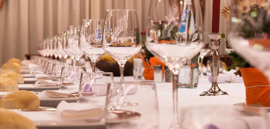 Hotel Villa Nicolli, Riva, Lake Garda, Italy - Dining at Hotel Villa Nicolli.jpg